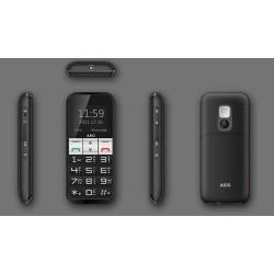 AEG - S180 - Teléfono móvil...