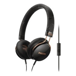 Auricular negro - Micrófono...