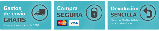 Brumic.com Gastos de envio gratis - Compra Segura - Devolucion Facil